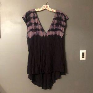 FP Tie-Dye V-Neck T-Shirt
